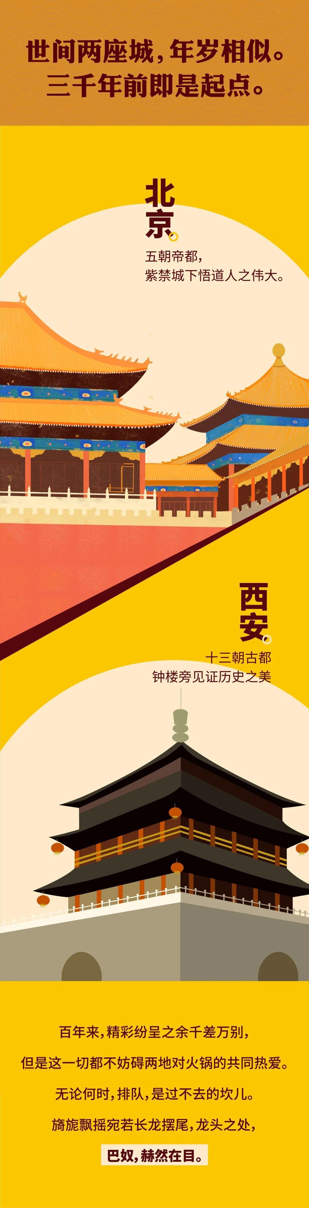 巴奴毛肚火锅 双城记 | 北京、西安再开新店!