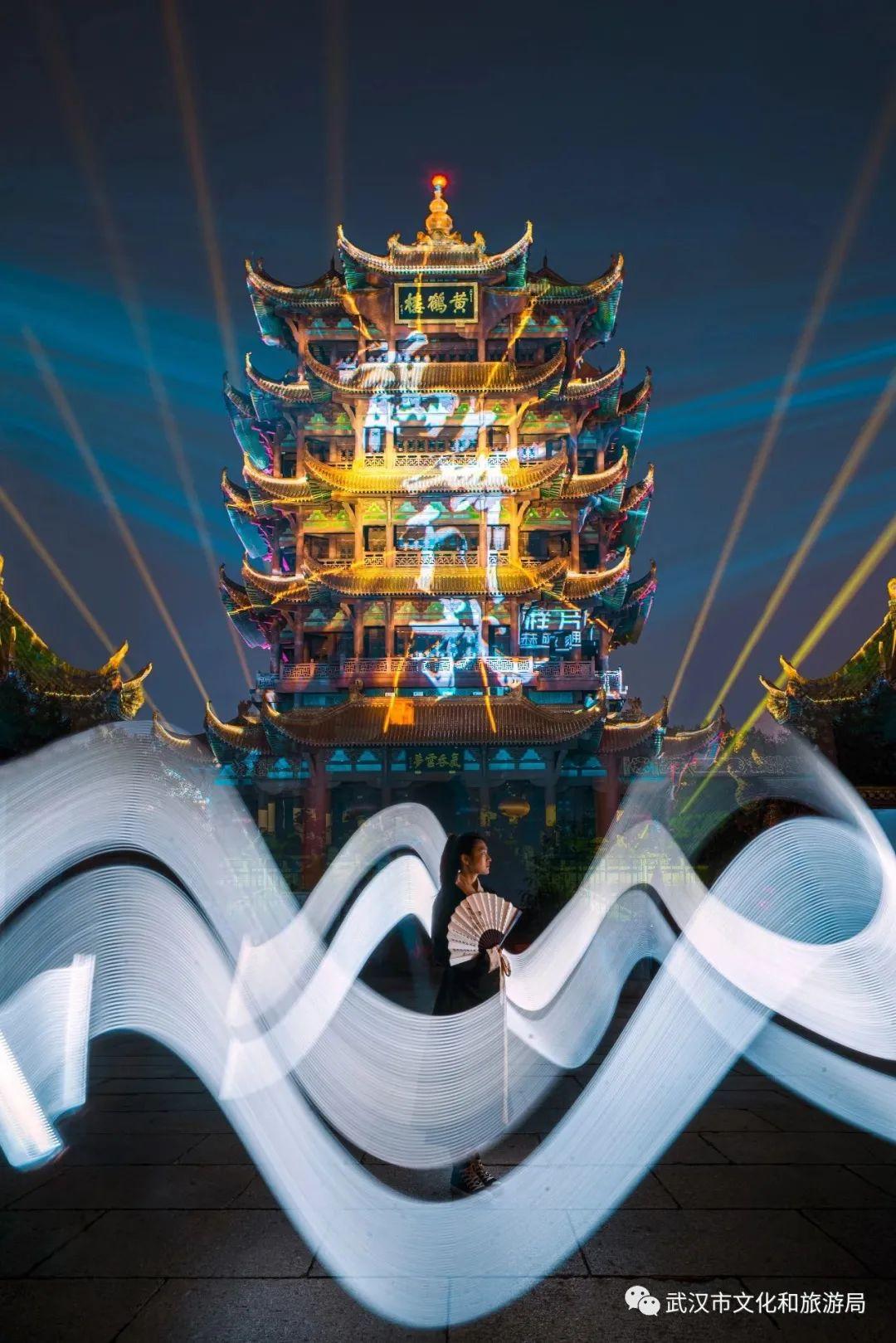英雄之城—武汉绝美盛大烟花秀!仅需4小时,get郑州人的绝妙五一假期!